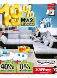 Höffner Möbel und Küchen bei Mai 2012 KW18