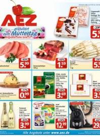 AEZ Angebote zum Muttertag Mai 2012 KW19