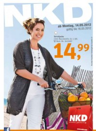 NKD schön.günstig Mai 2012 KW20