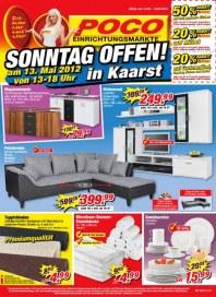 POCO Mit vielen Extras Mai 2012 KW19