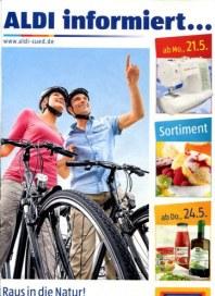 Aldi Süd ALDI informiert Mai 2012 KW21