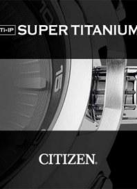 Citizen Super Titanium Mai 2012 KW20
