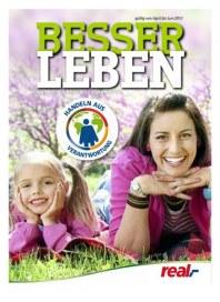 real,- Sonderbeilage Besser Leben April 2012 KW13