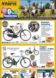 Zweirad Stern Spar Tage für den Mai 2012 April 2012 KW18