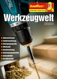 bauMax Werkzeuge und Zubehör Mai 2012 KW20