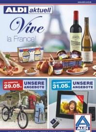 Aldi Nord Vive la France Mai 2012 KW22