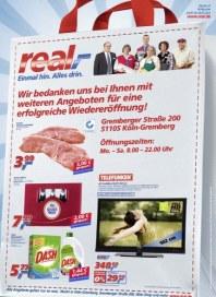real,- Wir bedanken uns bei Ihnen Mai 2012 KW21