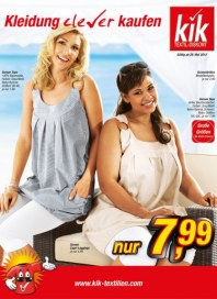 Kik Kleidung clever kaufen Mai 2012 KW22