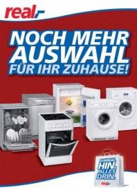 real,- Sonderbeilage – Großgerätekatalog Mai 2012 KW21
