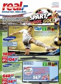 real,- Sonderbeilage - Technik Samsung Mai 2012 KW21