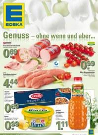 Edeka Genuss - ohne wenn und aber Mai 2012 KW22