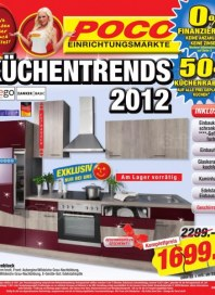POCO Küchenkatalog Mai 2012 KW20