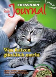 Fressnapf Journal Leseprobe Mai 2012 KW18
