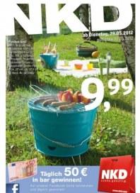 NKD Mo-Di-Mi Mai 2012 KW22