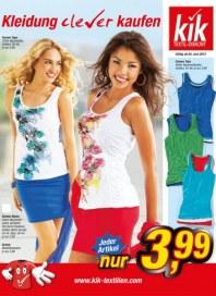 Kik Kleidung clever kaufen Juni 2012 KW23