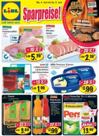 Lidl Aktueller Wochenflyer Lebensmittel Juni 2012 KW23