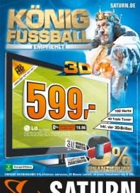 Saturn König Fußball empfielt Juni 2012 KW23