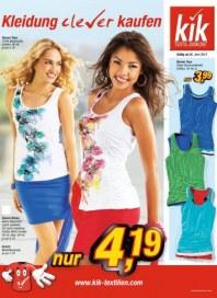 Kik Kik Angebote 06.06.-12.06.2012 Juni 2012 KW23