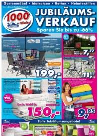 Dänisches Bettenlager Hauptflyer Mai 2012 KW22