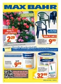 Max Bahr Extra starke Angebote Juni 2012 KW23