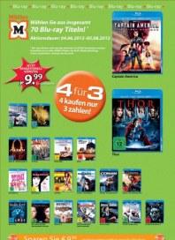 Müller Blu-ray Juni 2012 KW23
