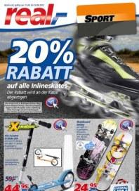 real,- 20 % Rabatt Juni 2012 KW24