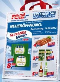 real,- Neueröffnung Juni 2012 KW24