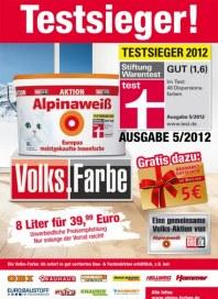 Alpina Testsieger! Ausgabe 5/2012 Juni 2012 KW24