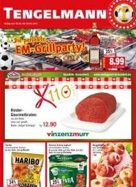 Tengelmann Die perfekte EM-Grillparty Juni 2012 KW25