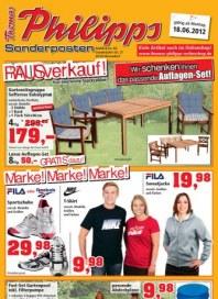 Thomas Philipps Rausverkauf Juni 2012 KW25