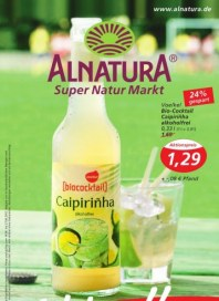Alnatura Hauptflyer Juni 2012 KW24