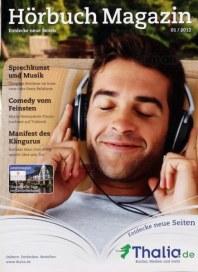 Thalia Hörbuch Magazin Juni 2012 KW24