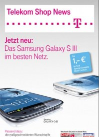 Telekom Shop Telekom Shop News Juni 2012 KW25