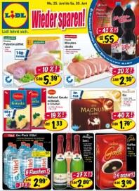 Lidl Wieder Super Spar-Angebote Juni 2012 KW26
