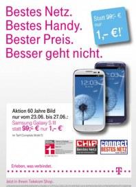 Telekom Shop Besser geht nicht Juni 2012 KW25