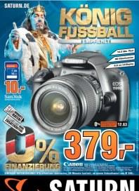 Saturn König Fußball empfiehlt für Dich Juni 2012 KW25