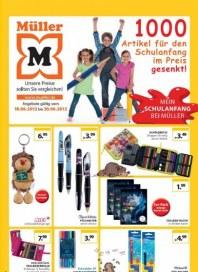 Müller Schreibwaren Juni 2012 KW25 1