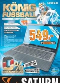 Saturn König Fussball empfielt Juni 2012 KW26