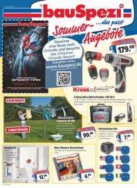 BauSpezi Sommer Angebote Juni 2012 KW26
