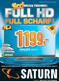 Saturn Full HD! Full Scharf Juli 2012 KW26