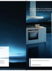 Siemens-Electrogeräte GmbH Die neue Einbaugeräte-Reihe Juni 2012 KW22
