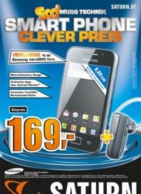 Saturn Smartphone clever Preis Juli 2012 KW28