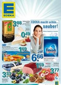 Edeka Edeka macht schön...sauber Juli 2012 KW29