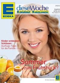Edeka Sommer zum Frühstück Juli 2012 KW29