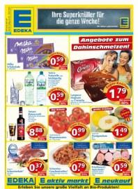 Edeka Ihr freundlicher Lebensmittelmarkt Juli 2012 KW30 12