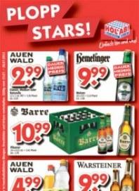 Hol ab Getränkemarkt Plopp Stars Juli 2012 KW30
