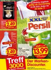 Treff 3000 Der Marken-Discounter Juli 2012 KW31 4