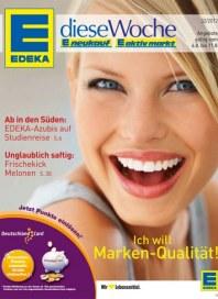 Edeka Ich will Marken-Qualität August 2012 KW32