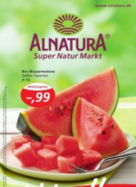 Alnatura Hauptflyer Juli 2012 KW30