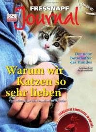 Fressnapf Journal Leseprobe August 2012 KW31